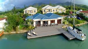 View this Property on Golf Course Way Jolly Harbour Antigua