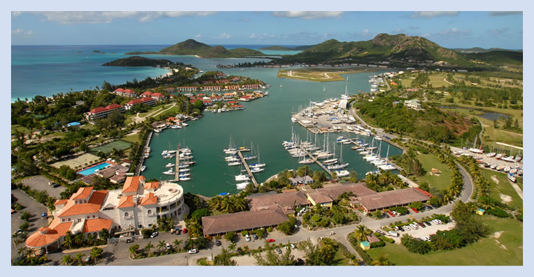 Jolly Harbour Golf Club Antigua