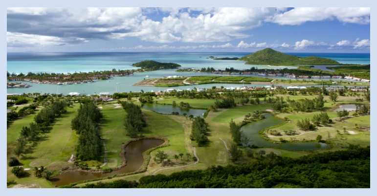 Golf Course Property Antigua