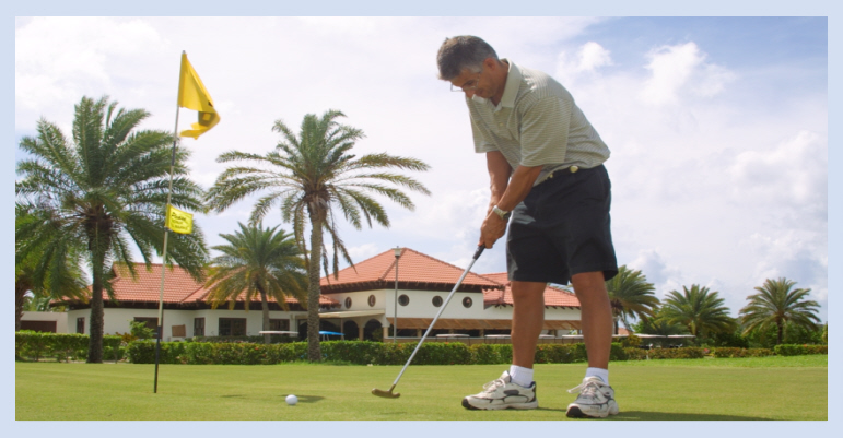 Golf in Antigua
